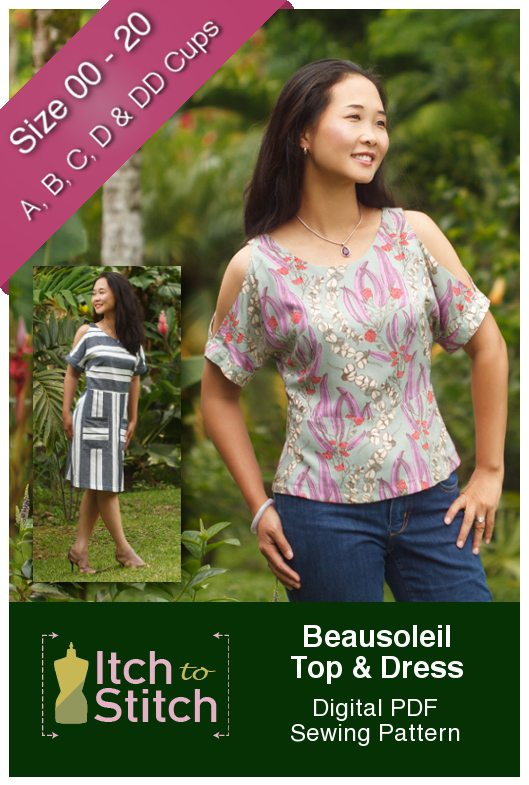 Itch to Stitch Beausoleil Top & Dress