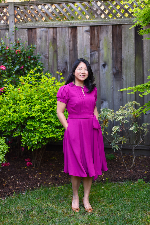 Itch to Stitch Giverny Dress PDF Sewing Pattern