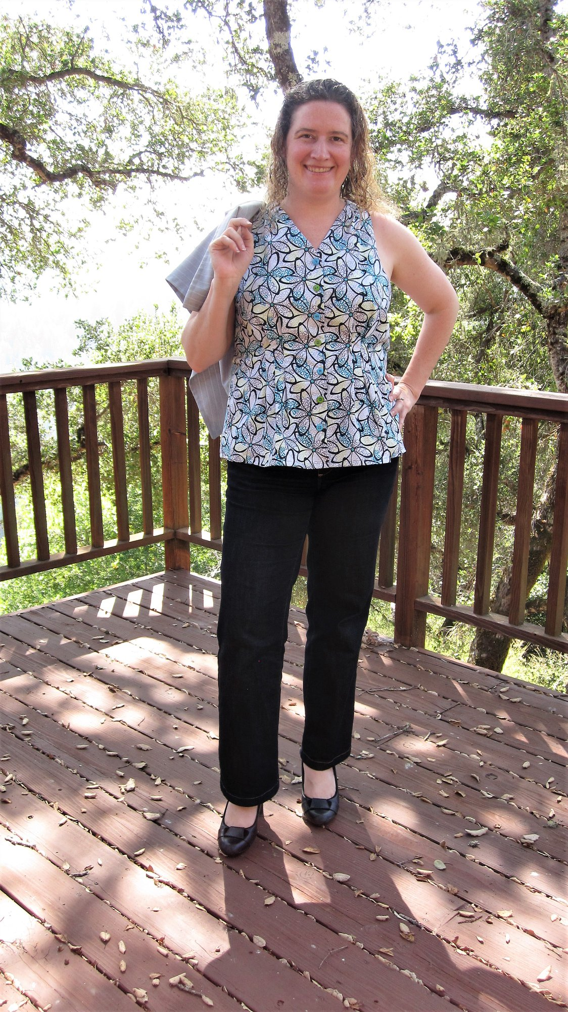 Itch to Stitch Dana Point Top PDF Sewing Pattern