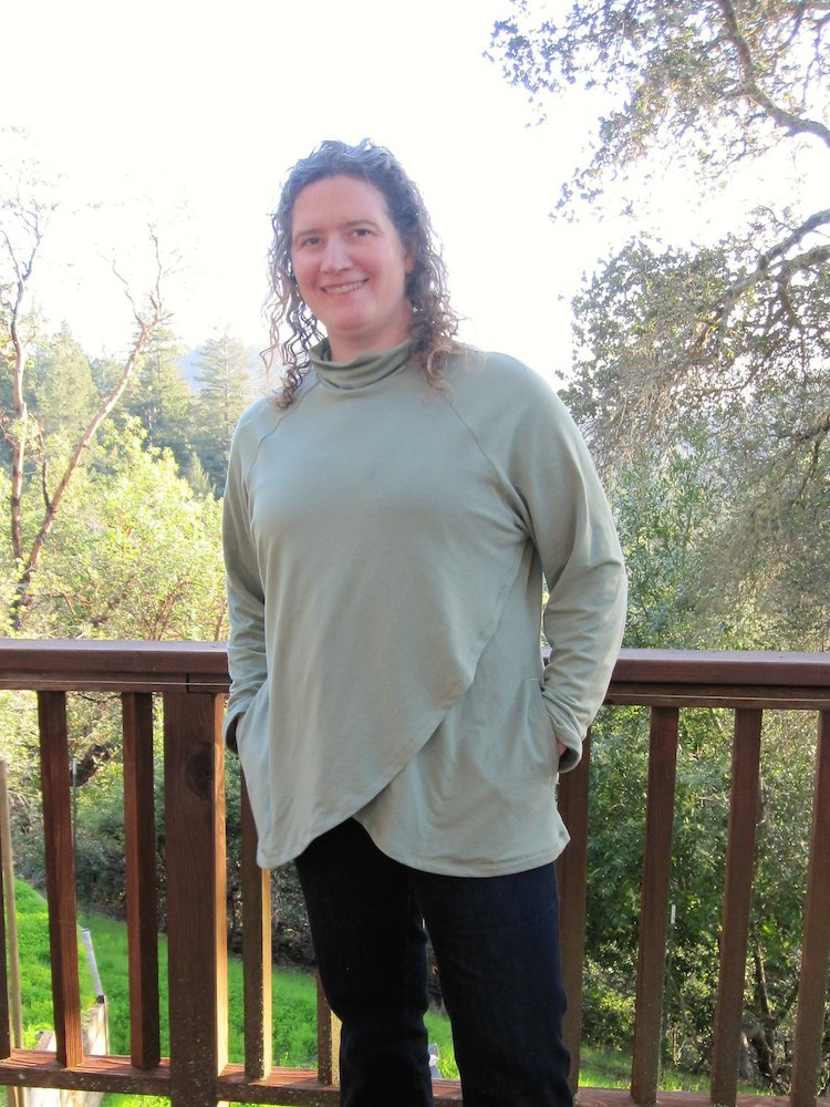 Itch to Stitch Orono Top PDF Sewing Pattern
