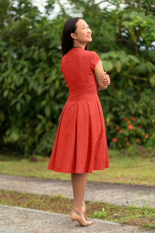 Itch to Stitch Kalispell Dress PDF Sewing Pattern 4