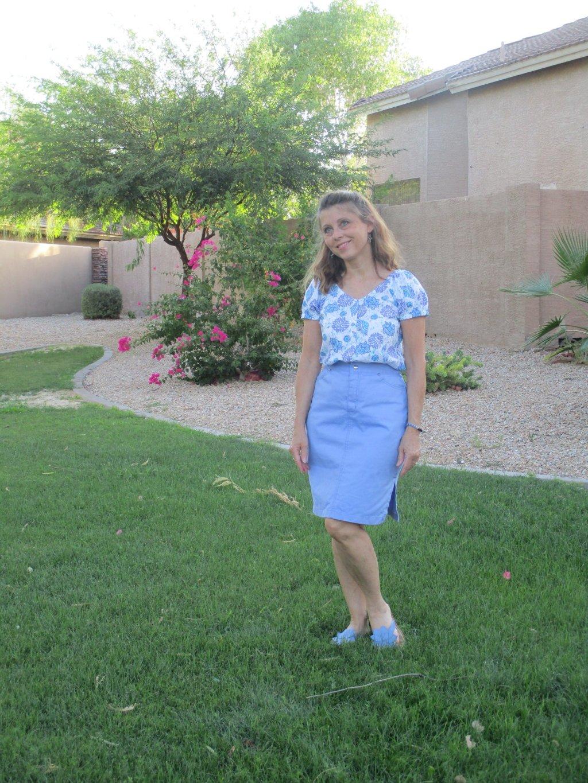 Itch to Stitch Kosice Top & Dress