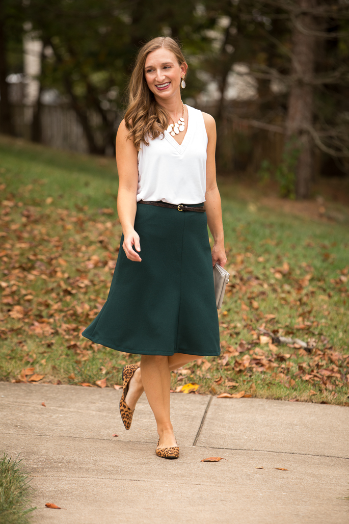 Itch to Stitch Seville Skirt by Mackenzie—Make It Wear It