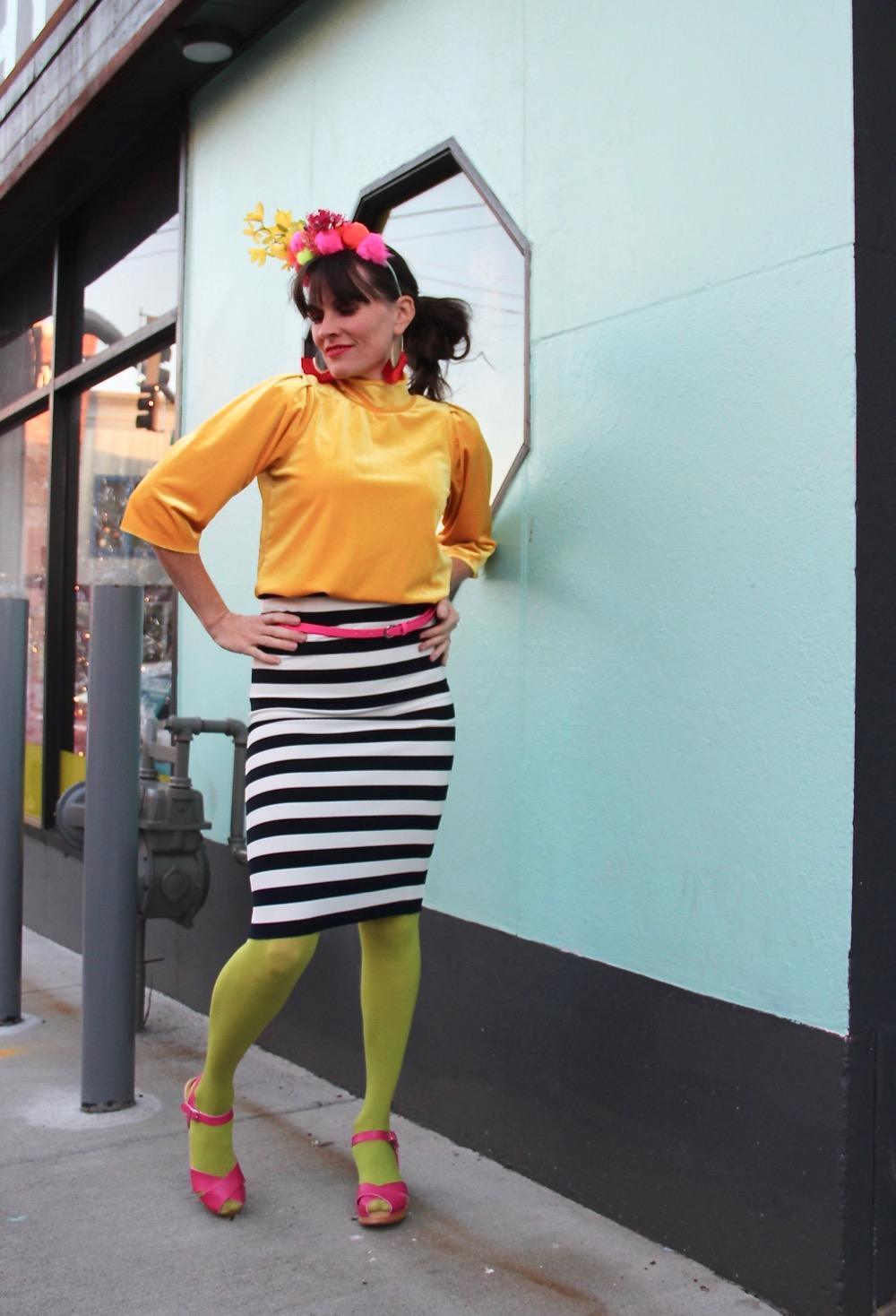 Itch to Stitch Busan Top by Katie Make It Wear It
