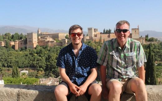 Spain: Granada, Andalusia – The Alhambra