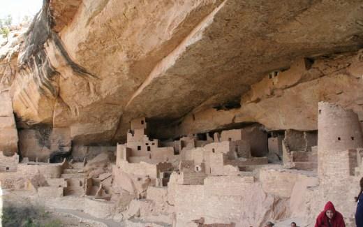 Colorado: Mesa Verde National Park & The Four Corners