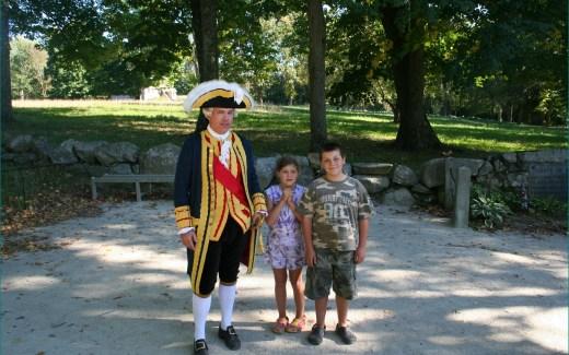 Massachusetts: Lexington & Concord