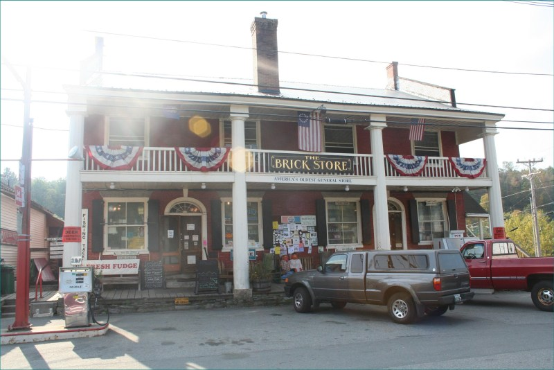 Oldest General Store in US - Bath