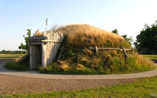 North Dakota: Knife River Indian Village Historic Site