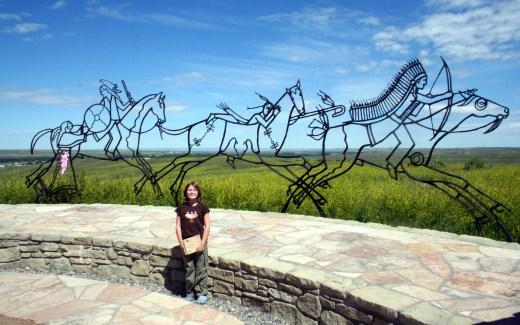 Montana: Little Bighorn Battlefield Site