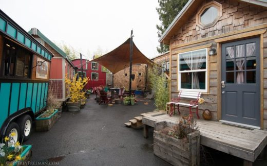 Oregon: Portland – Tiny House Hotel (Review)