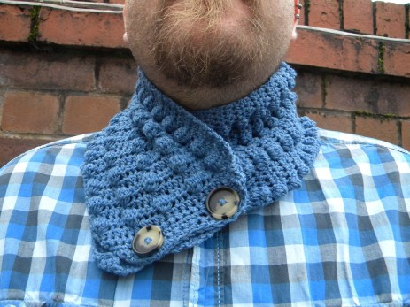 Nate neck warmer