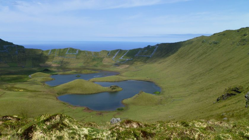 Azoren Weltspuren