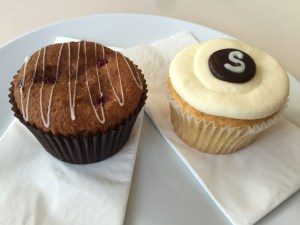 Gluten Free Cupcakes at Story Espresso in Lane Cove