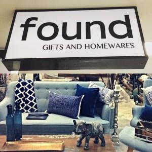 Found Gifts & Homewares