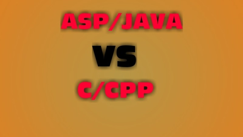 Which Thing Makes ASP and JAVA Languages As Platform Independent As Compare C/CPP? Must Read