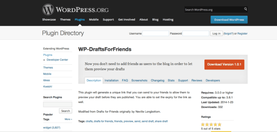 wordpress-plugin-share-a-link-to-blog-post