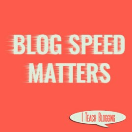 Compress images and speed up blog