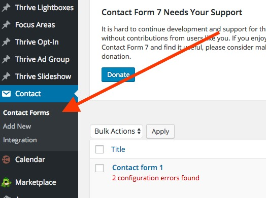 Contact Form 7 Misconfiguration Error-2