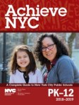 Achieve NYC Parent Guides - 2018-19 School Year