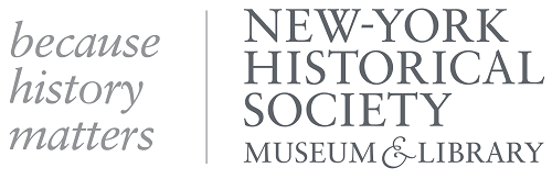 New York City Historical Society Museum and Library Logo