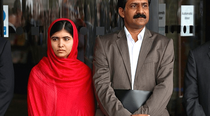 Ziauddin Yousafzai speaks out against the Taliban massacre of children