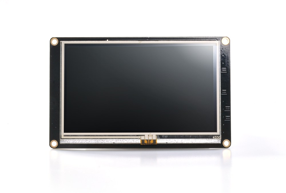"NX4827K043 – Nextion 4.3"" Enhanced Series HMI Touch Display"