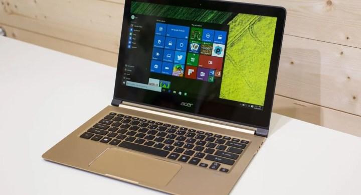 Acer Swift 7 е най-тънкият лаптоп в света