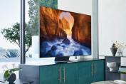 Samsung Q90 QLED Smart TV