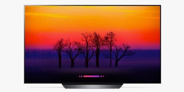 Телевізор LG B8 OLED