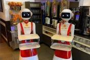 В Нідерландах з'явилися роботи-офіціанти