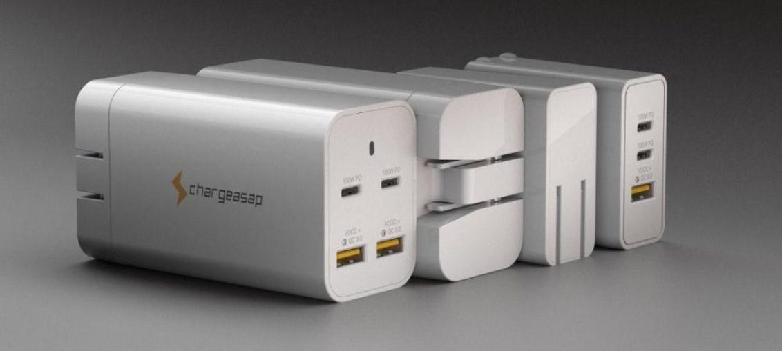 Оголошені найменші зарядні пристрої GaN у світі