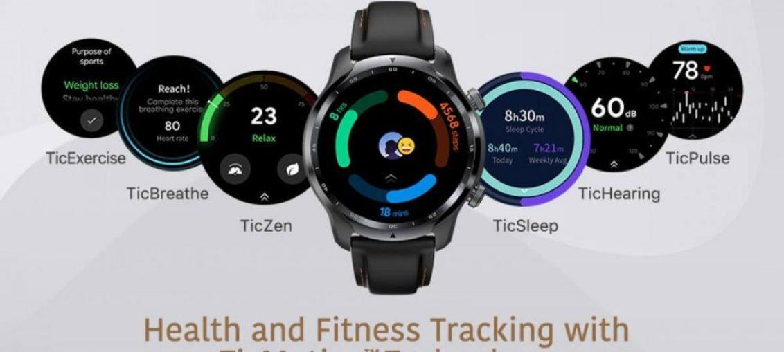 Компанія Mobvoi представила смарт-годинник TicWatch Pro 3