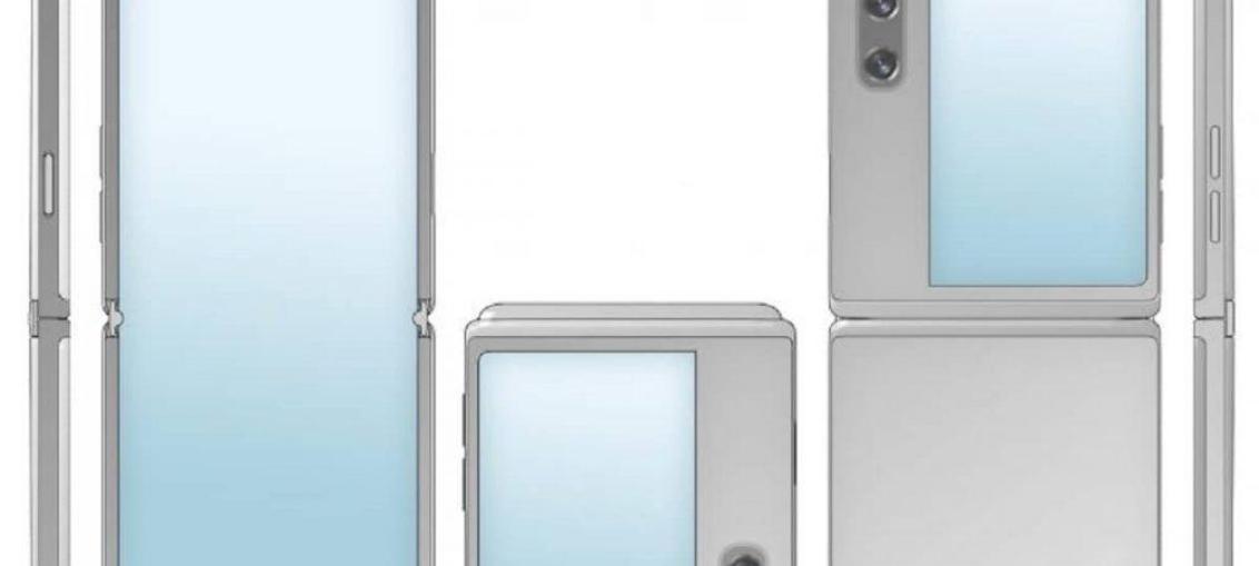 Huawei запатентували смартфон із розкладним дизайном