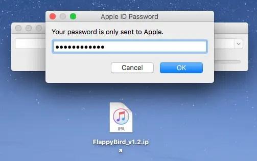 write password