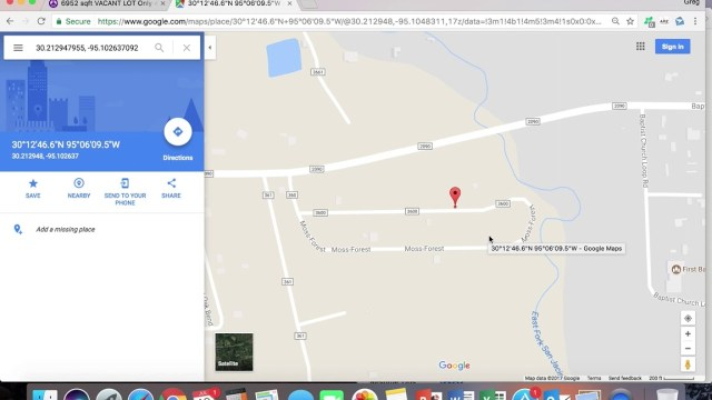 How to get Gps Coordinates from Google Map  ITechBrand