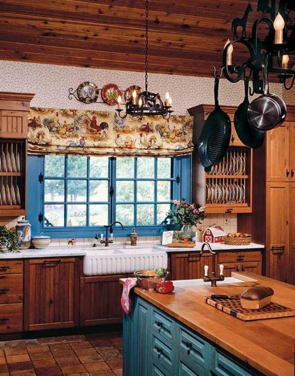 French Country Kitchen Rugs