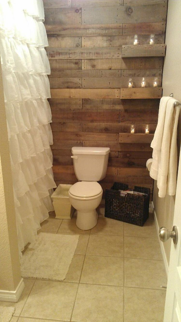 30 Rustic Bathroom Remodel Ideas