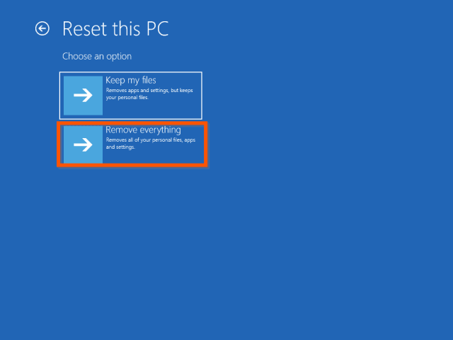 How to Reset Windows 22 Without Password - 22 Steps - Itechguides.com