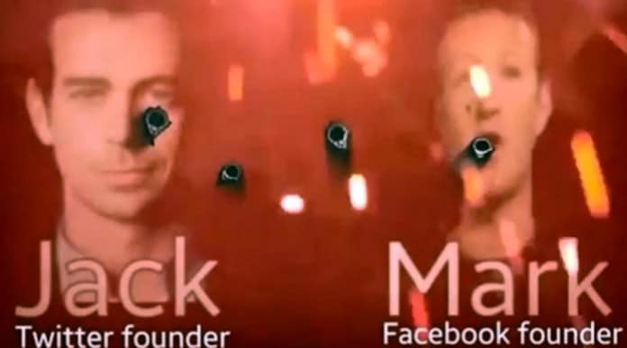 ISIS Hackers Threatens CEO's of Facebook and Twitter