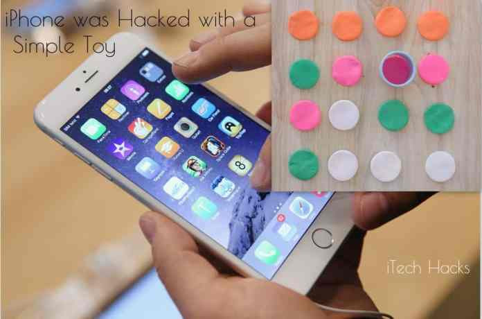 iPhone was Hacked with a Simple Toy
