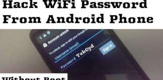 Hack Wifi From Android