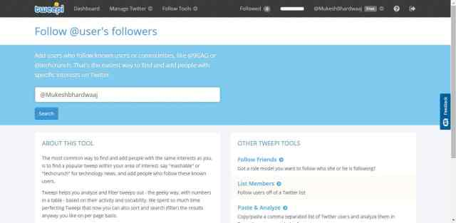 Get twitter follower free - itechhacks.com