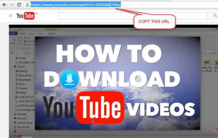 how to download youtube videos without softwares 2016