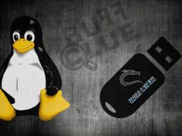 Kali Linux Live USB