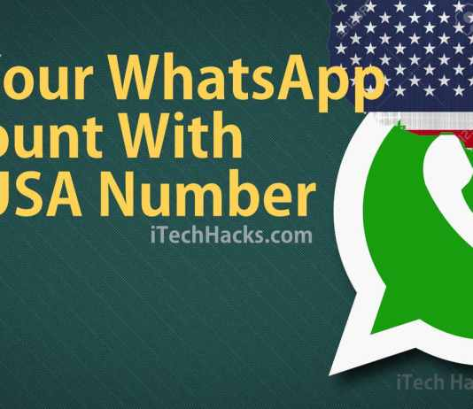 Whatsapp are using worldwide but can we Make Your WhatsApp with USA Number. yes you can create your whatsapp account with USA number legally and working2016