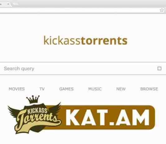 kat.am KickassTorrent