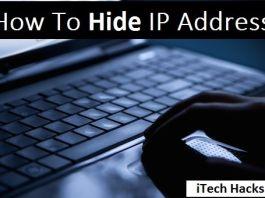 How To HIDE IP ADDRESS ONLINE