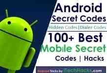 Android Secrets Codes | Hidden Codes | Dialer Codes (Updated List)