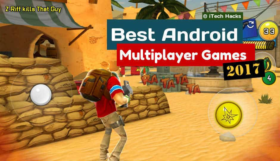 15 best Android multiplayer games! - Android Authority